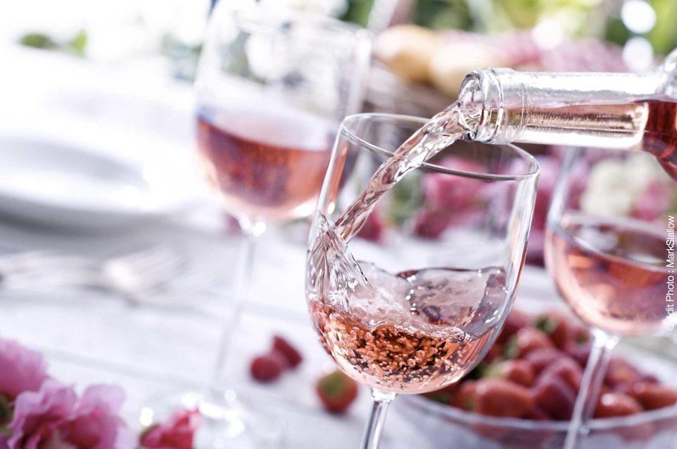 Notre rosé classique devient « Le Goût des vacances »