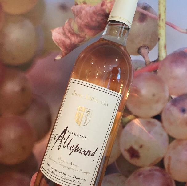 Un chardonnay … juste différent !